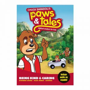 PAWS & TALES: BIBLICAL WISDOM FOR KIDS - Being Kind and Caring, DVD