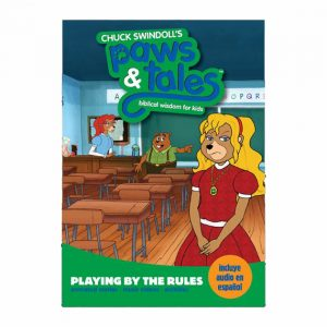 PAWS & TALES: BIBLICAL WISDOM FOR KIDS - Playing by the Rules, DVD