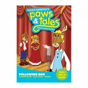 PAWS & TALES: BIBLICAL WISDOM FOR KIDS - Following God, DVD