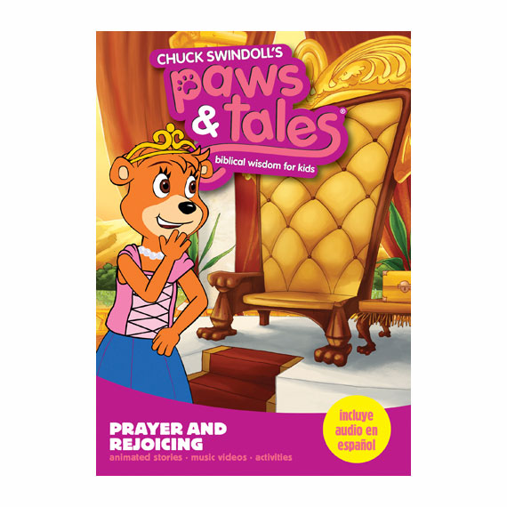 PAWS & TALES: BIBLICAL WISDOM - Prayer and Rejoicing, DVD