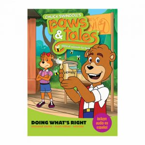 PAWS & TALES: BIBLICAL WISDOM - Doing What's Right, DVD