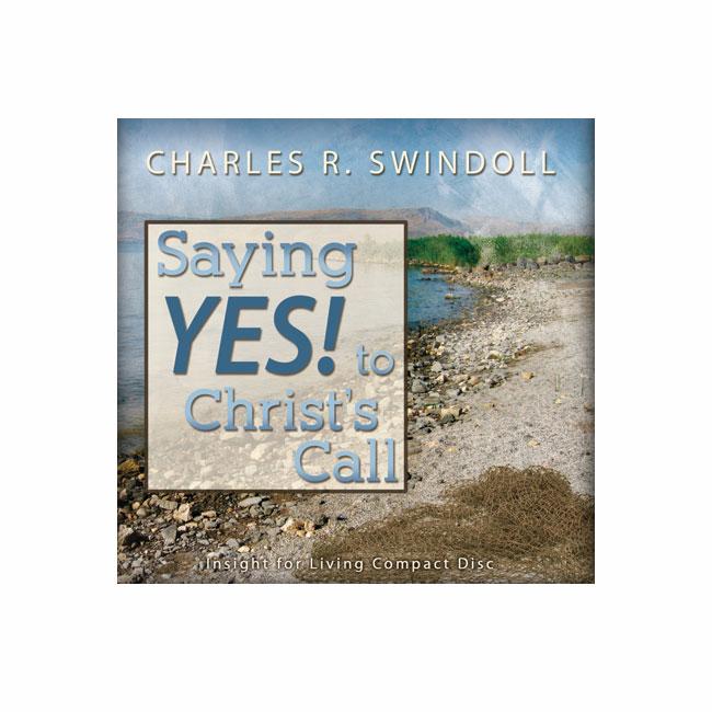 SAYING YES! TO CHRIST'S CALL, CD
