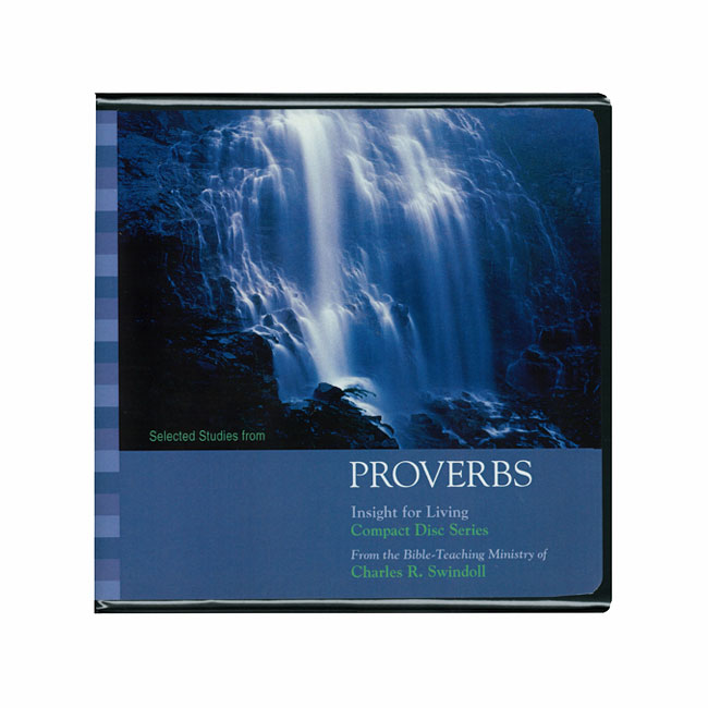 SELECTED STUDIES FROM PROVERBS, CD Series