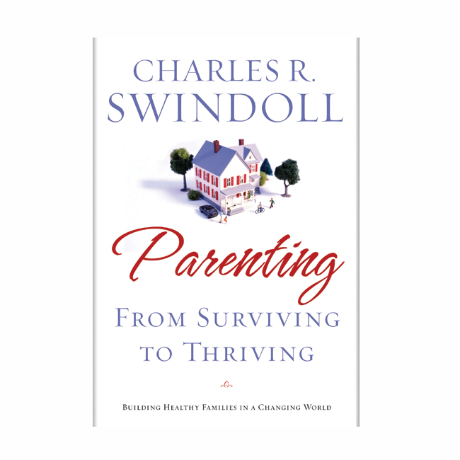 PARENTING: From Surviving to Thriving, paperback book