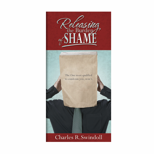 RELEASING THE BURDEN OF SHAME, booklet