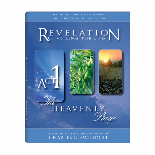 REVELATION - Unveiling the End, Act 1: The Heavenly Stage, Bible Companion