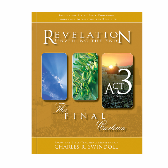 REVELATION - Unveiling the End, Act 3: The Final Curtain, Bible Companion