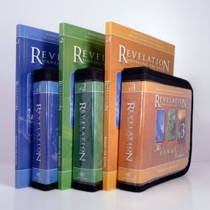REVELATION - Unveiling the End, CD Series Set
