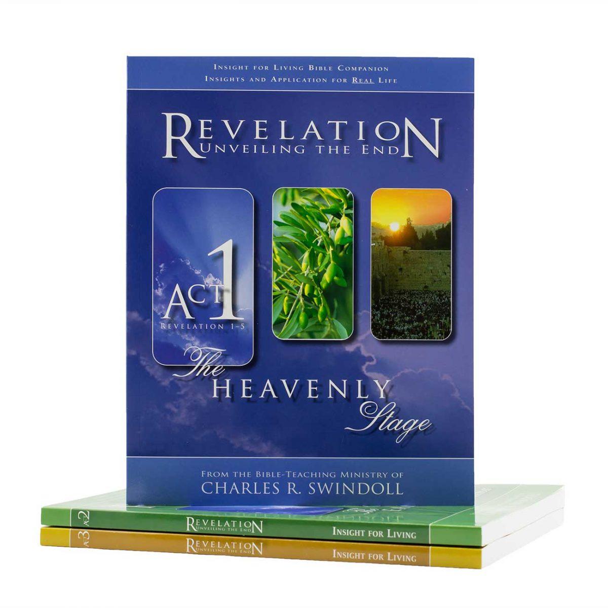REVELATION: UNVEILING THE END, Bible Companion Set
