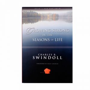 GROWING STRONG IN THE SEASONS OF LIFE, paperback book
