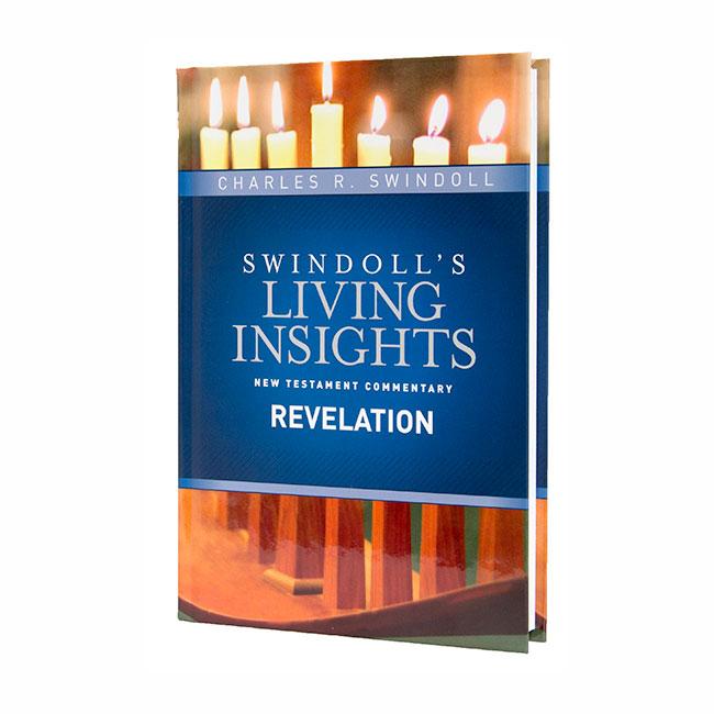 SWINDOLL'S LIVING INSIGHTS NEW TESTAMENT COMMENTARY: REVELATION, hardback book