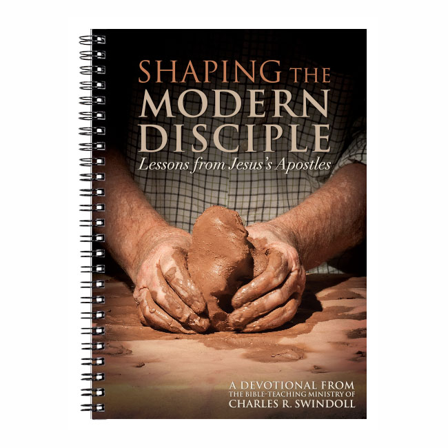 SHAPING THE MODERN DISCIPLE, paperback book