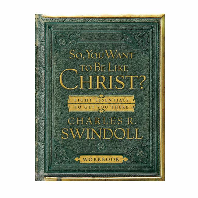 SO, YOU WANT TO BE LIKE CHRIST?, Bible Companion