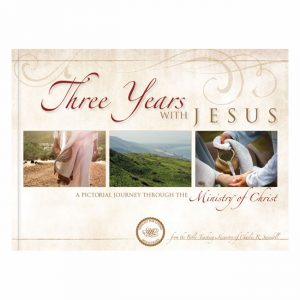 THREE YEARS WITH JESUS