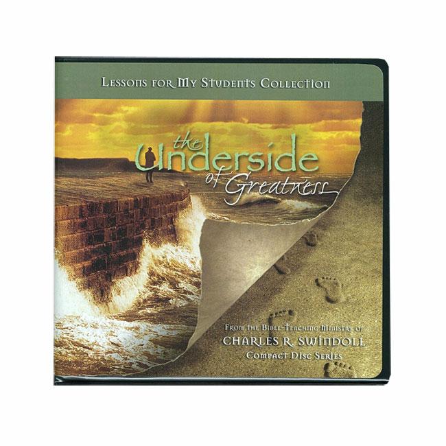 THE UNDERSIDE OF GREATNESS, CD Series
