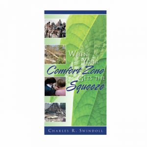 WHEN YOUR COMFORT ZONE GETS THE SQUEEZE, booklet