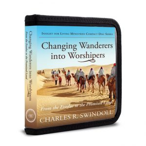 Changing Wanderers into Worshipers
