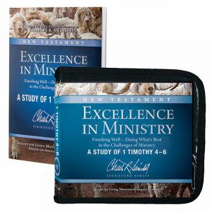 Excellence in Ministry: Finishing Well - Doing What's Best in the Challenges of Ministry