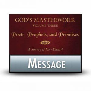 God's Masterwork, Volume 3 message