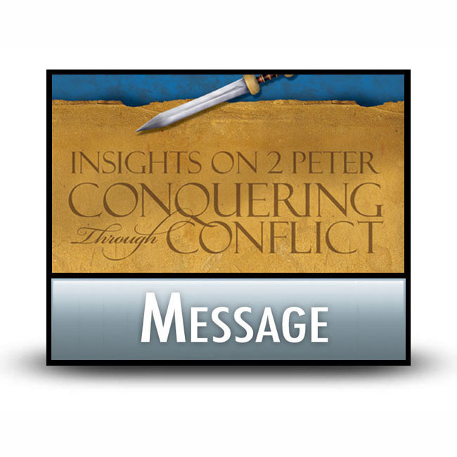 Insights on 2 Peter message