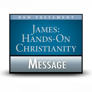 James: Hands-On Christianity message