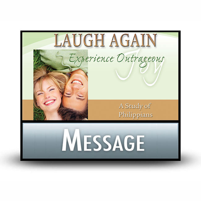 Laugh Again message