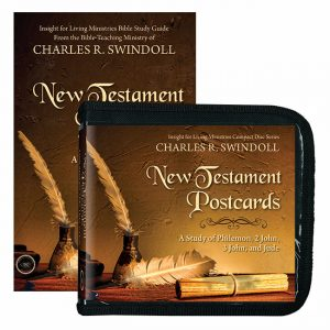 New Testament Postcards series