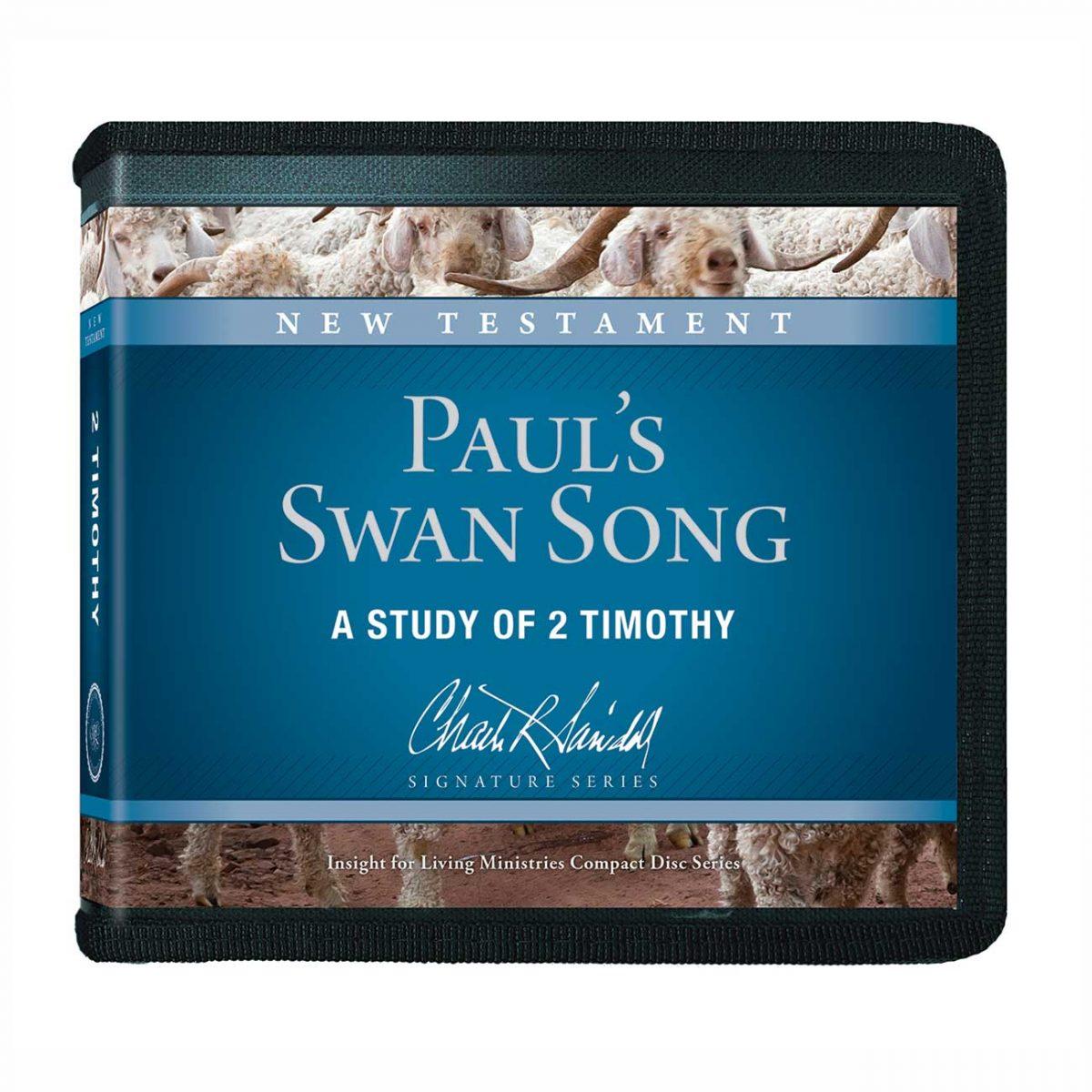 Paul's Swan Song series