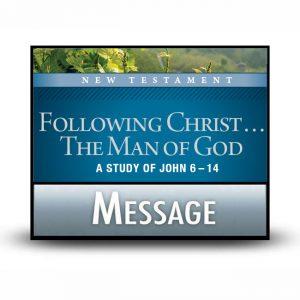 Following Christ message