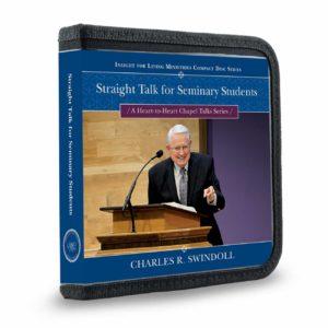 Straight Talk for Seminary Students