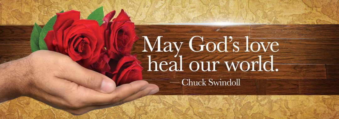 May God's Love Heal Our World
