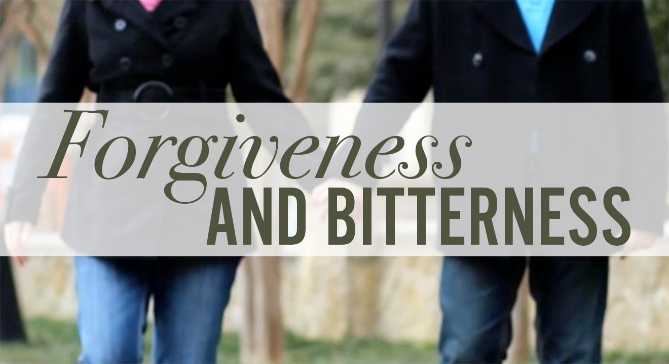 Forgiveness and Bitterness Video Insight