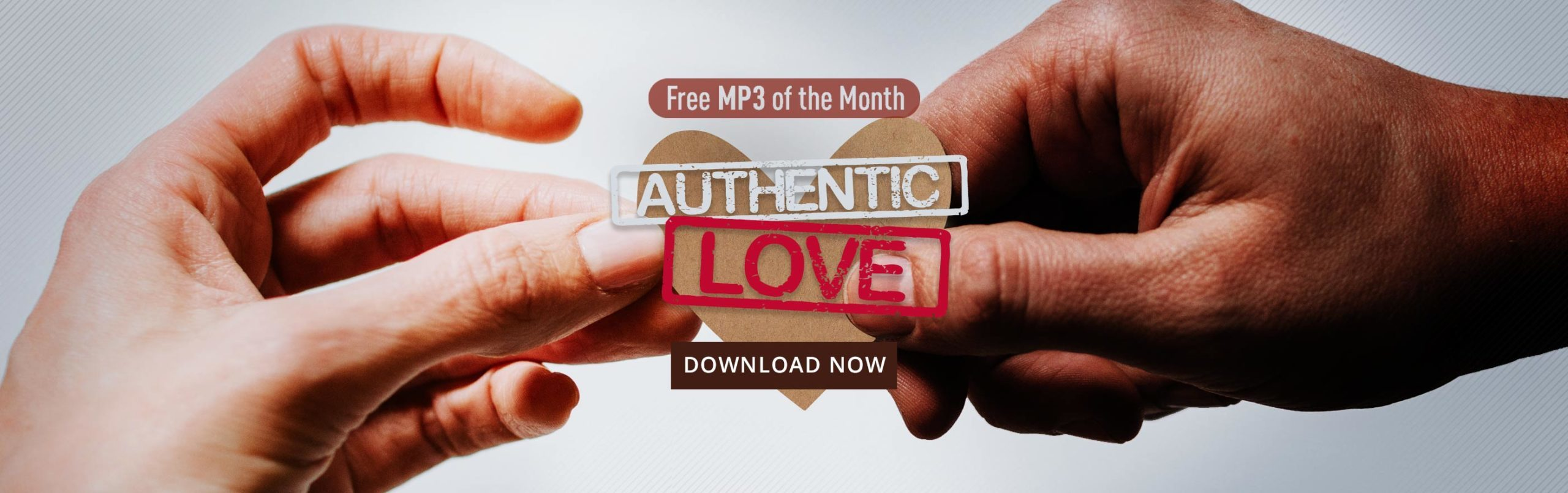 Free MP3: Authentic Love