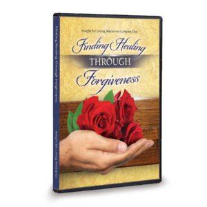 Finding Healing through Forgiveness set