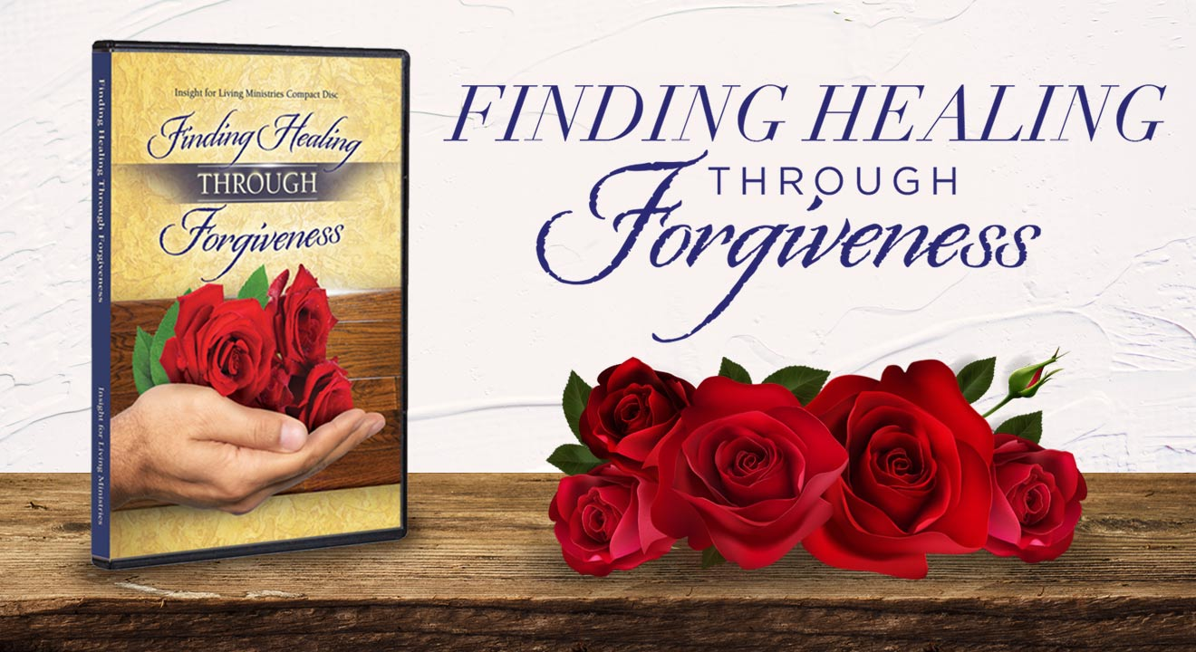 Finding Healing Through Forgiveness