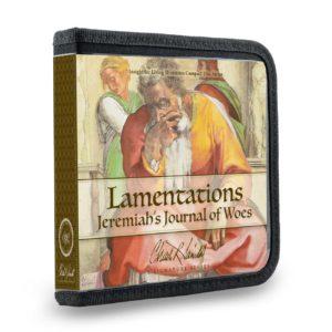 Lamentations: Jeremiah's Journal of Woe series
