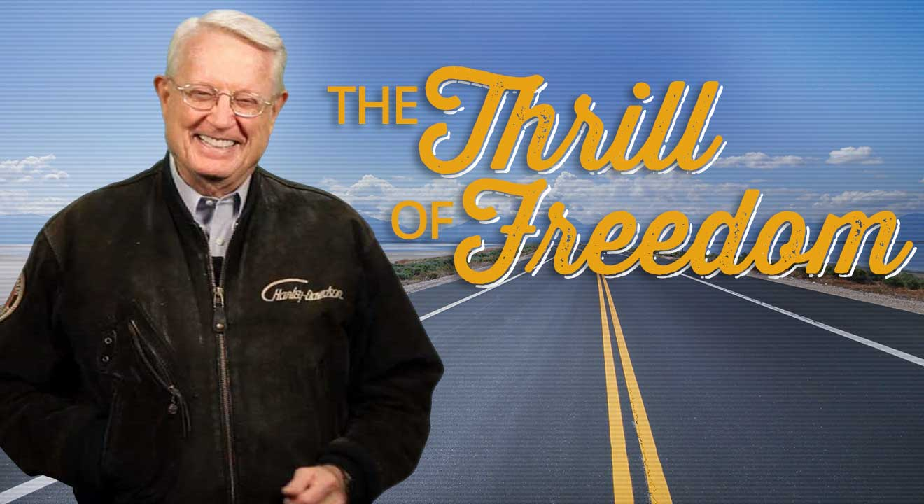 Video Insight: The Thrill of Freedom
