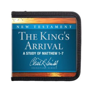 The King's Arrival: A Study of Matthew 1–7