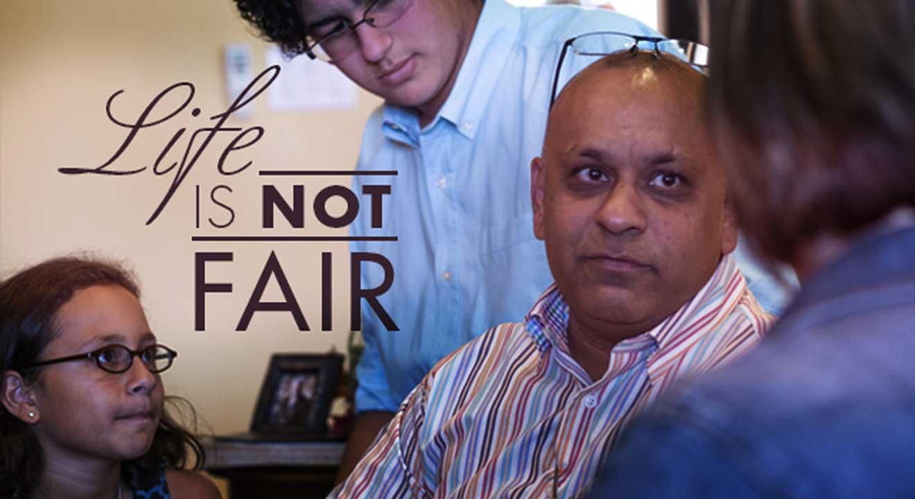 Video Insight: Life Is Not Fair
