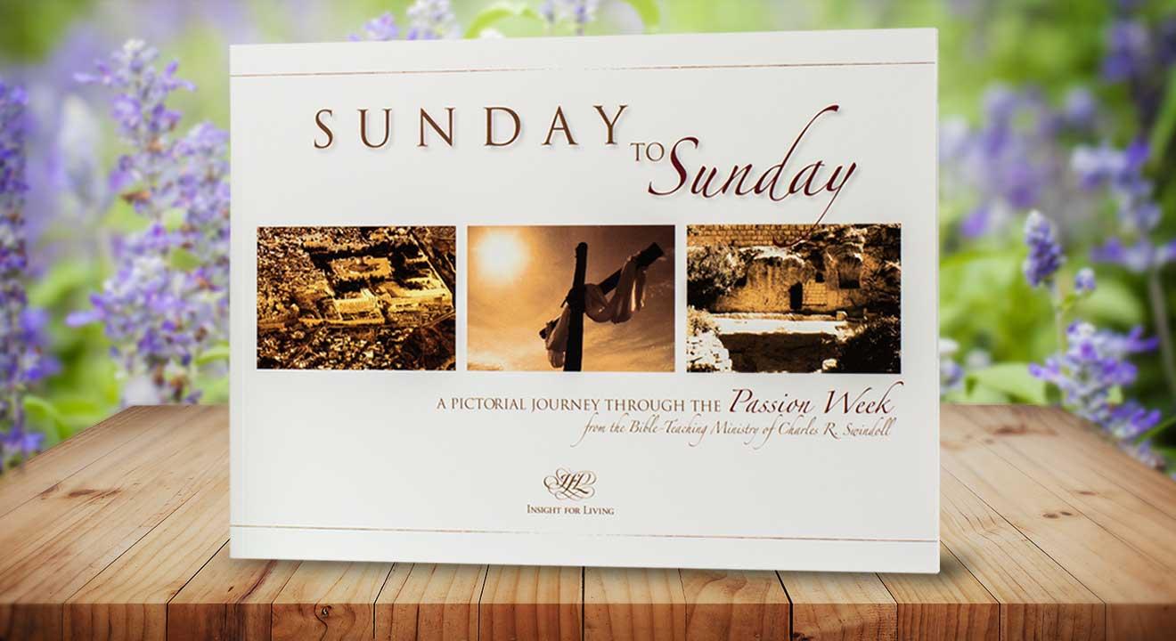 Sunday to Sunday