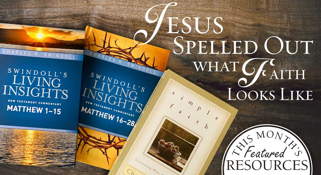 Simple Faith and Matthew commentaries