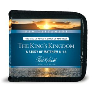 The King's Kingdom: A Study of Matthew 8-13