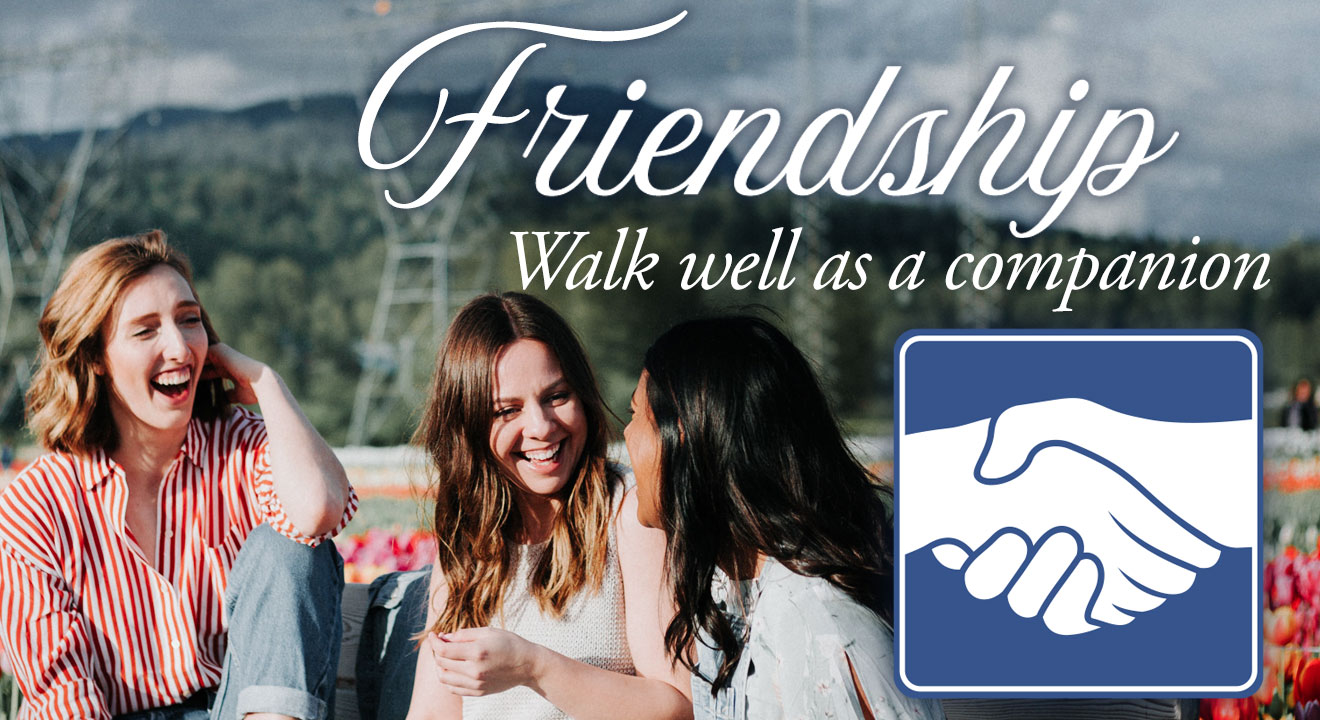 Friendship topical page